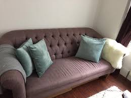 Marks And Spencer Living Room Furniture Reduced Marks And Spencer Chesterfield Sofa In Clapham London