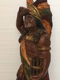 cigar indian maiden