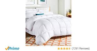 quilted comforters queen. Simple Queen Amazoncom Linenspa AllSeason Down Alternative Quilted Comforter   Hypoallergenic Plush Microfiber Fill Machine Washable Duvet Insert Or StandAlone  With Comforters Queen T