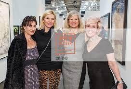 Serena Fritz Cope with Lauren Hall, Meg Ruxton and Lisa Sardegna