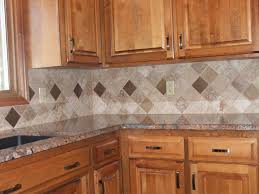 tile backsplashes arranging tiles in a diamond kitchen backsplash tile pattern