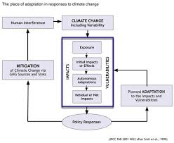 Flow Chart Of Causes Of Global Warming Adaptation Vs Mitigation Meteo 469 From Meteorology To