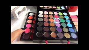 sephora um ping bag holiday makeup palette br pt turma do panico lol