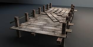 Wooden Bridge Game Image result for wooden bridge fantasy Low poly game assets 22