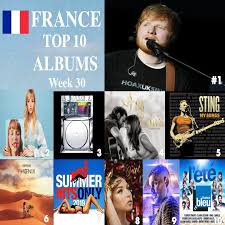 Edsheeran Scores A 2nd Week Atop The French Snep Albums