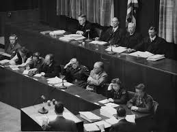 introduction the nuremberg trials establishing human rights and united states holocaust memorial museum middot