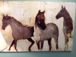 Ballard Designs Horse Art Behind The Scenes At The Ballard Design Outlet In Atlanta