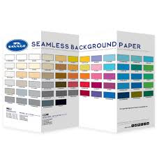 Seamless Paper Color Chart Savage Universal