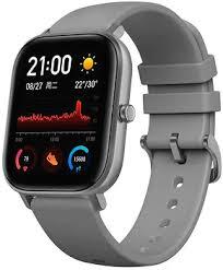 Купить умные часы Часы Amazfit <b>GTS</b> grey (<b>серый</b>) недорого ...