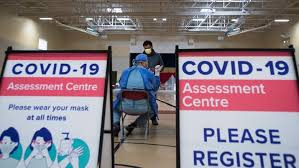 Vaccine supply issues leaving some eligible without a jab. Ontario Reports 1 707 New Covid 19 Cases As Icu Admissions Climb To 2nd Wave High Cbc News
