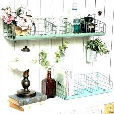 wire wall shelf wall shelf with baskets and hooks wire wall shelf with hooks wire shelf wire wall shelf