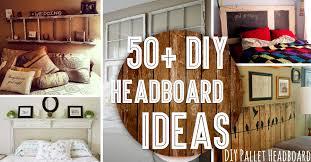 Amazing DIY Headboard Ideas 50 Outstanding Diy Headboard Ideas To Spice Up  Your Bedroom