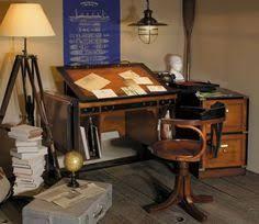 Image Medium Size Nautical Folding Desk Nautical Office Nautical Desk Nautical Style Deskbureau Nautical Pinterest 44 Best Western Style Office Furniture Images In 2019 Cool