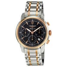 longines saint imier automatic chronograph rose gold men s watch longines saint imier automatic chronograph rose gold men s watch l27525527