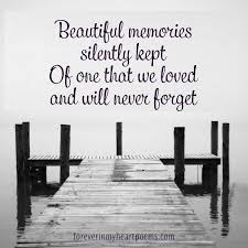 Memories Of A Loved One Quotes