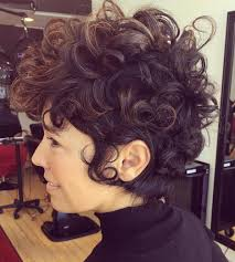 Short Wavy Curly Hairstyles 50 Most Delightful Short Wavy Hairstyles
