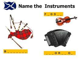 Fiddle the fiddle is the mainstay of most scottish and irish music. Scottish Music Ppt Download