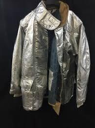 Details About Quaker Firefighter Proximity Jacket Turnout W Straps 14c 40 1 73 40 32 34 Vg