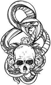 Creepy Coloring Pages For Adults Parkspfeorg