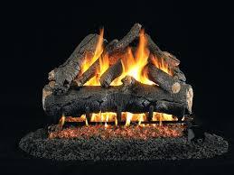 oak designer gas log set logs richmond va cleaning