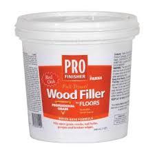 Bruce Wood Filler Color Chart Bruce 27 3 5 Oz Acrylic Wood Filler 871260 The Home Depot