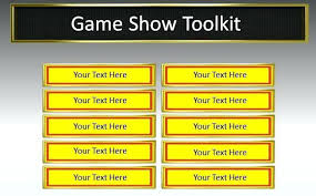 Game Templates Nice Free Powerpoint 11 Mskcap Co