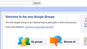 Design User Research Googlegroups Com Google Groups Gets A Revamp Cnet