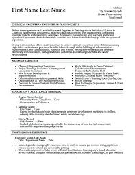 general engineer resume entry level chemical engineering resume samples download engineer