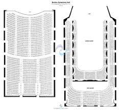 Boston Symphony Hall Tickets And Boston Symphony Hall