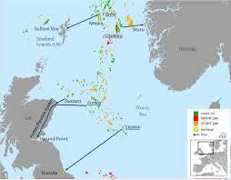 North Sea Oil A Resurgent Benchmark Basin