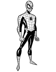 Free printable coloring pages spiderman coloring sheets. Marvel The Spectacular Spider Man Coloring Pages Coloring Home