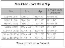 Zara Tops Size Chart Coolmine Community School