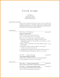 11 Resume Objective Examples For Any Job Bird Drawing Easy
