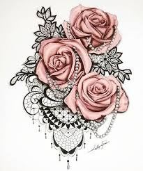 Small Picture Best 25 Lace drawing ideas on Pinterest Lace tattoo Hourglass