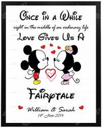 image is loading valentines disney gifts personalised for him her anniversary