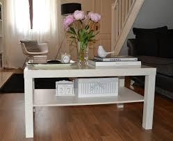 ikea lack coffee table in white image and description