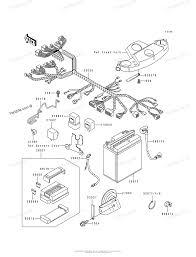Kawasaki motorcycle 1992 oem parts diagram for electrical equipment kawasaki motorcycle 1992 oem parts diagram for electrical equipment partzilla ninja