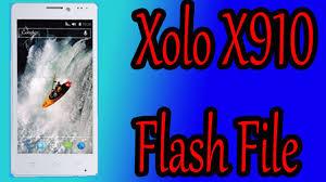 Xolo X910 Flash File - YouTube