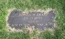 Jewell Herbert Craig (1928-1999) - Find A Grave Memorial