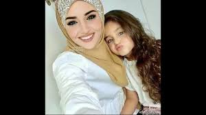 hayat in hijab with a cute hayat unseen look