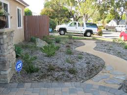 Small Picture Drought Tolerant Costa Mesa Front Yard Contemporary Landscape