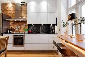 white kitchen wall tiles. Brick Style Kitchen Wall Tiles For White Cabinets With Granite Countertops A