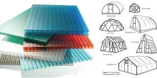 polycarbonate greenhouse panels