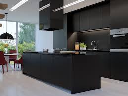 Kitchen:All Black Kitchen On All Light Wood Floor Standout Contrast Black  Kitchen Cabinet Hardware