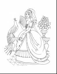 Small Picture Princess Color Page Disney Princess Coloring Pages Pdf Within