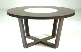 dinette table with leaf modern round dining tables furniture chrome base small drop home interior 48 inch rou