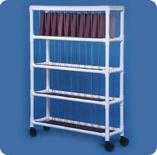 Notebook Chart Rack Holds 30 Ring Binders