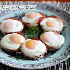 Easy Ham Egg Cups \u2013 Recipesbnb
