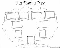 Human Family Tree Chart Family Tree Template Color Www Imghulk Com