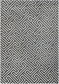 6 charcoal silver collection rustic chic area rugs santa fe kilim rugs grey rectangular area rug sante fe style